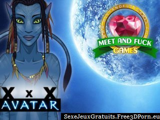 Avatar jeu XXX avec des avatars putain hars
