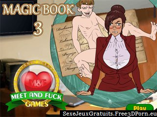 Magic Book 3 jeu des relations sexuelles avec un jeune écolier