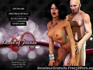 Adulte jeu de la date avec sexy Paula salope