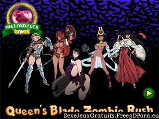 Queens Blade jeu flash de sexe
