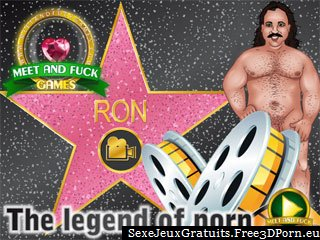 The Legend of Porn avec Ron putain étoiles porn