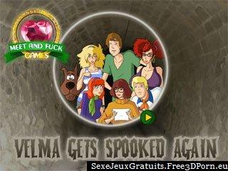 Velma Gets Spooked nouveau Scooby-Doo jeu de sexe